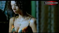Bai Ling in Bra – Three... Extremes