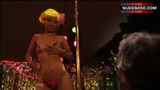 Bai Ling Topless Striptease Scene – A Beautiful Life