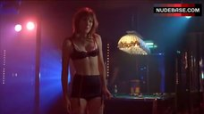 Jennifer Carpenter  in Sexy Lingerie in Strip Club – The Dog Problem