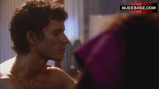 1. Jennifer Carpenter Hot Scene – Dexter