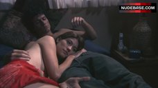10. Jennifer Carpenter Side Boob – Dexter