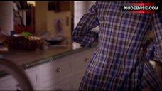 4. Jennifer Carpenter in Hot Underwear – Dexter