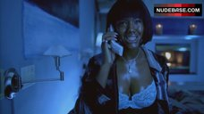 Taral Hicks in Sexy Lingerie – Belly