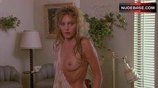 Arielle Dombasle Tits Scene – The Boss' Wife