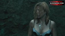 Juli Drajko Lingerie Scene – Severance