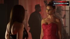 Charisma Carpenter Hot Scene – Bound