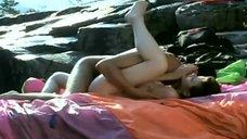 Pamela Gidley Sensual Sex Scene – Freefall
