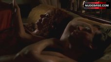 10. Polly Walker After Sex Scene – Rome