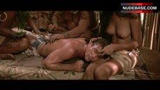 Tevaite Vernette Boobs Scene – The Bounty