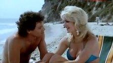 Katherine Moffat Hot in Blue Bikini – Prince Of Bel Air
