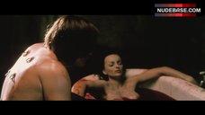 Elena Maddalo Nude Nipples – The Cell