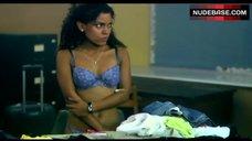 Barbara Mamabolo Lingerie Scene – 5Ive Girls
