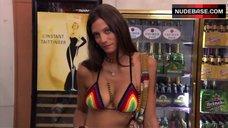 6. Michelle Lombardo Bikini Scene – Californication