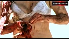 4. Jaimie Alexander Hot Lingerie Scene – Rest Stop