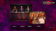 5. Edyta Sliwinska In Sexy Costume – Dancing With The Stars