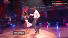 7. Edyta Sliwinska Hot Danse – Dancing With The Stars