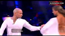 4. Edyta Sliwinska Danse in Bikini – Dancing With The Stars
