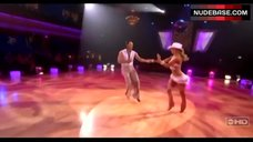1. Edyta Sliwinska Hot Scene – Dancing With The Stars