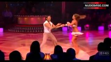 10. Edyta Sliwinska Hot Scene – Dancing With The Stars