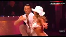 2. Edyta Sliwinska Hot Scene – Dancing With The Stars