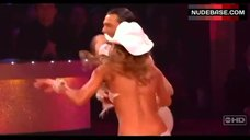 3. Edyta Sliwinska Hot Scene – Dancing With The Stars