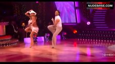 4. Edyta Sliwinska Hot Scene – Dancing With The Stars