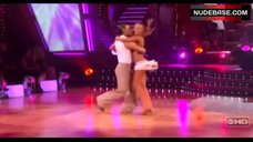 5. Edyta Sliwinska Hot Scene – Dancing With The Stars