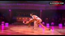 6. Edyta Sliwinska Hot Scene – Dancing With The Stars