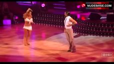 7. Edyta Sliwinska Hot Scene – Dancing With The Stars
