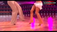 8. Edyta Sliwinska Hot Scene – Dancing With The Stars
