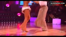 9. Edyta Sliwinska Hot Scene – Dancing With The Stars