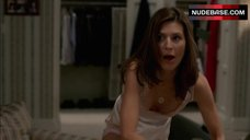 10. Perrey Reeves Hard Nipples – Entourage