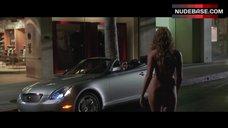 Kristanna Loken Walking on Street Naked – Terminator 3