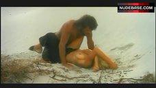 Mariangela Melato Shows Nude Boobs – Swept Away