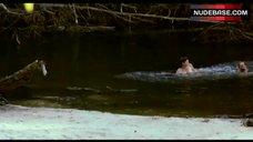 10. Jackie Belin Nude Nude Gets in Lake – Mi Amigo