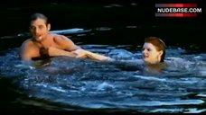 7. Jackie Belin Nude Nude Gets in Lake – Mi Amigo