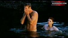 Jackie Belin Nude Nude Gets in Lake – Mi Amigo