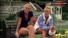 5. Drea De Matteo Flashing Panties – The Sopranos