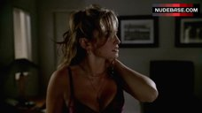 10. Drea De Matteo in Sexy Underwear – The Sopranos
