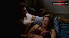 2. Drea De Matteo in Sexy Underwear – The Sopranos