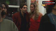 3. Drea De Matteo No Bra – The Sopranos