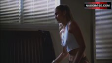 4. Drea De Matteo Erect Nipples – The Sopranos