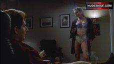 9. Drea De Matteo Walks in Lingerie – The Sopranos