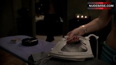 1. Drea De Matteo Decollete – The Sopranos