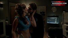 9. Drea De Matteo Decollete – The Sopranos