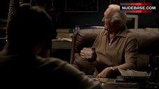 5. Drea De Matteo Cleavage – The Sopranos