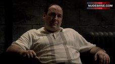 8. Drea De Matteo Cleavage – The Sopranos