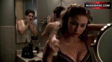 Drea De Matteo Lingerie Scene – The Sopranos