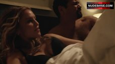 Drea De Matteo Bed Scene – Shades Of Blue