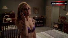5. Drea De Matteo in Sexy Bra – The Sopranos
